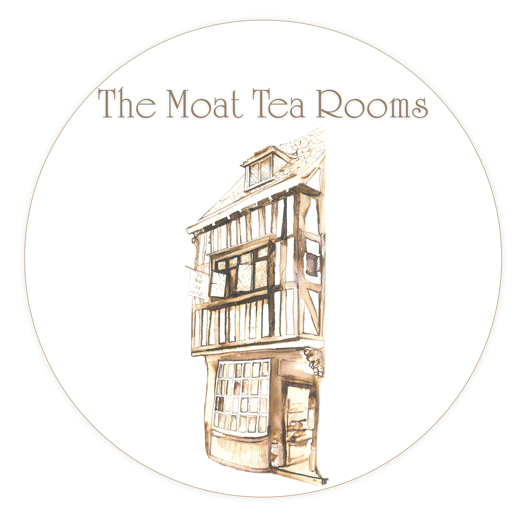 Moat Tea Rooms Logo